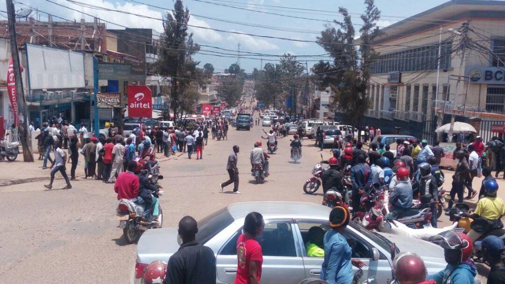 Insécurité : Les forces-vives du Sud-Kivu décrètent une journée ville-morte mardi 20 février