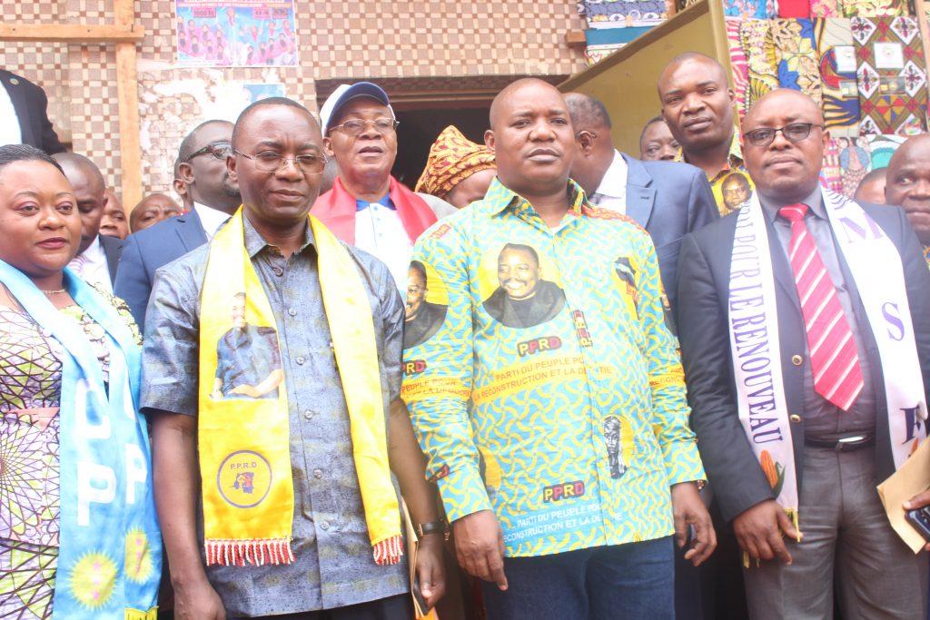 Néhémie Mwilanya : « Les élections auront  bel et bien lieu »