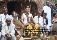 Idjwi : Le Mwami Ntambuka célèbre le 8e anniversaire du Muganuro