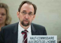 Droits de l'homme : Zeid Ra'ad Al Hussein qualifie la Rdc d'abattoir d'êtres humains