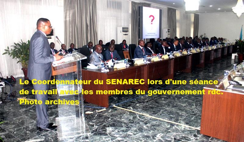 RDC : Le SENAREC lance un appel à projet des jeunes