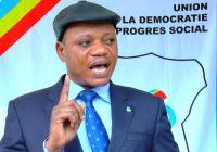 UDPS : Jean-Marc Kabund convoque le congrès extraordinaire du 30 au 31 mars courant