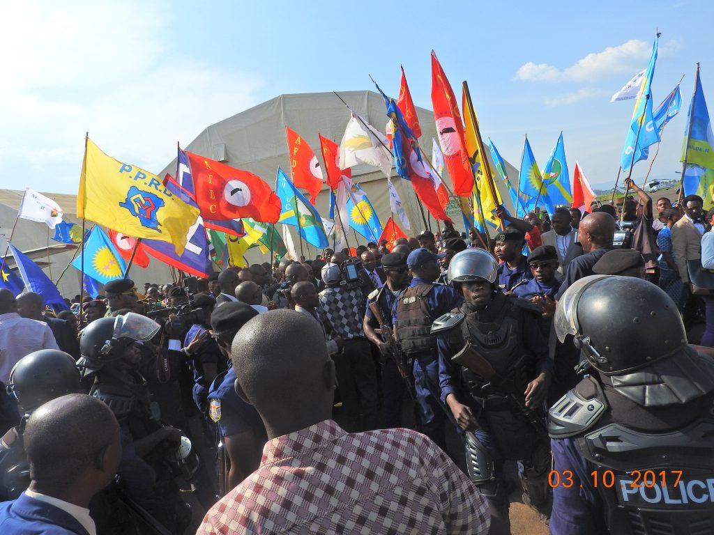 Sud-Kivu : Des partis politiques présentent leurs projets de société