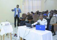 Elections-RDC « L'utilisation de la machine à voter devra être approuvée par les principales parties prenantes », dixit Bienvenu Karhakubwa