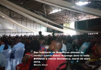 Flash : Abbas Kayonga et ses compagnons en attente du verdict