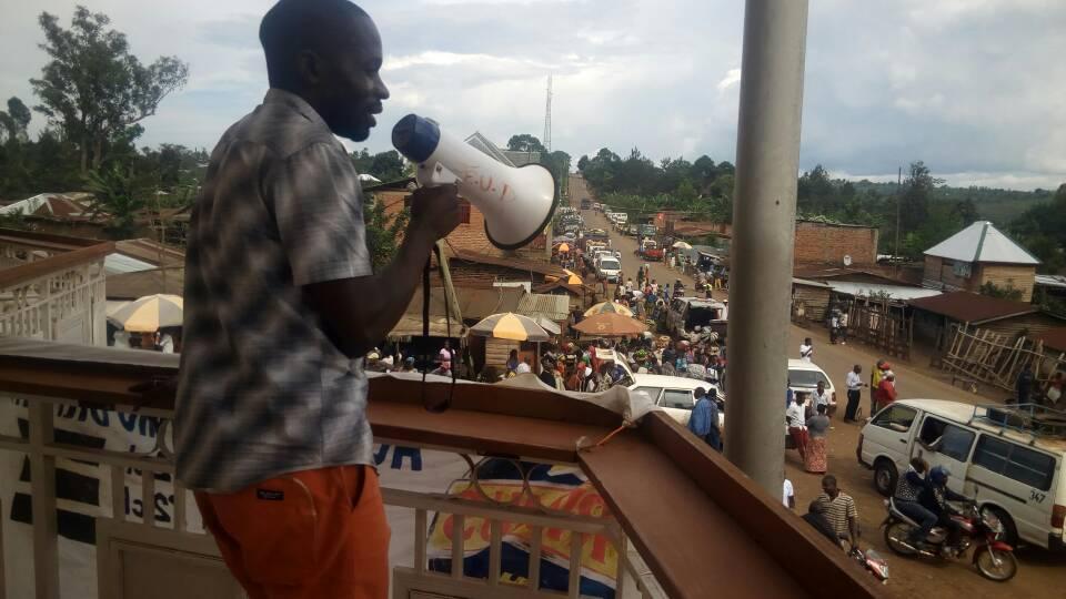 Journée sans véhicules à Bukavu : Les Mouvements citoyens mobilisent la population
