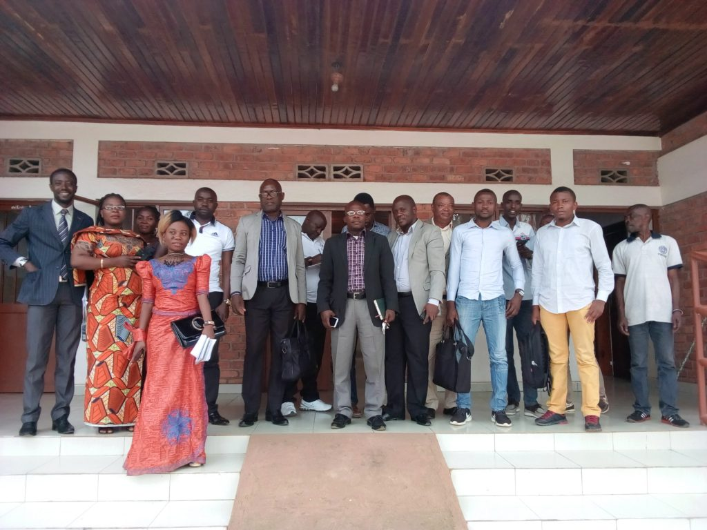 Environnement : Les  humanitaires du Sud-Kivu outillés sur la politique environnementale en RDC