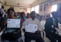 Bukavu : L'ETJ couronne 50 étudiants finalistes en journalisme et en management
