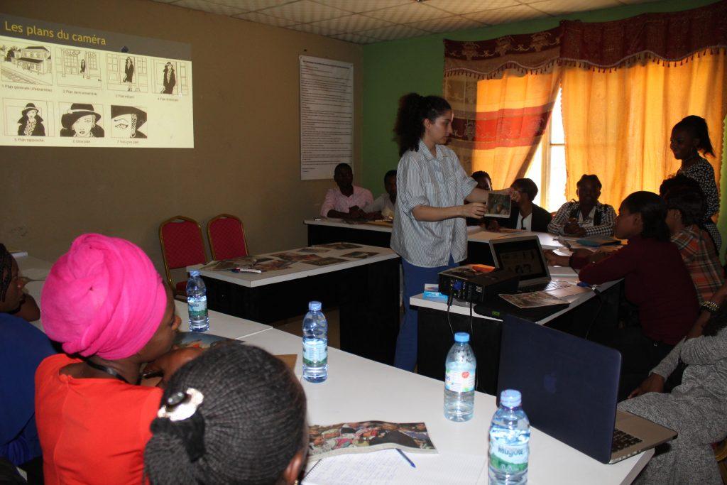 Sud-Kivu : Des journalistes anciens de l'ETJ bénéficient d'une  formation sur la réalisation d'un documentaire