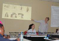 Sylvie Weber (ETJ) : « La vidéo, un excellent moyen de communiquer »