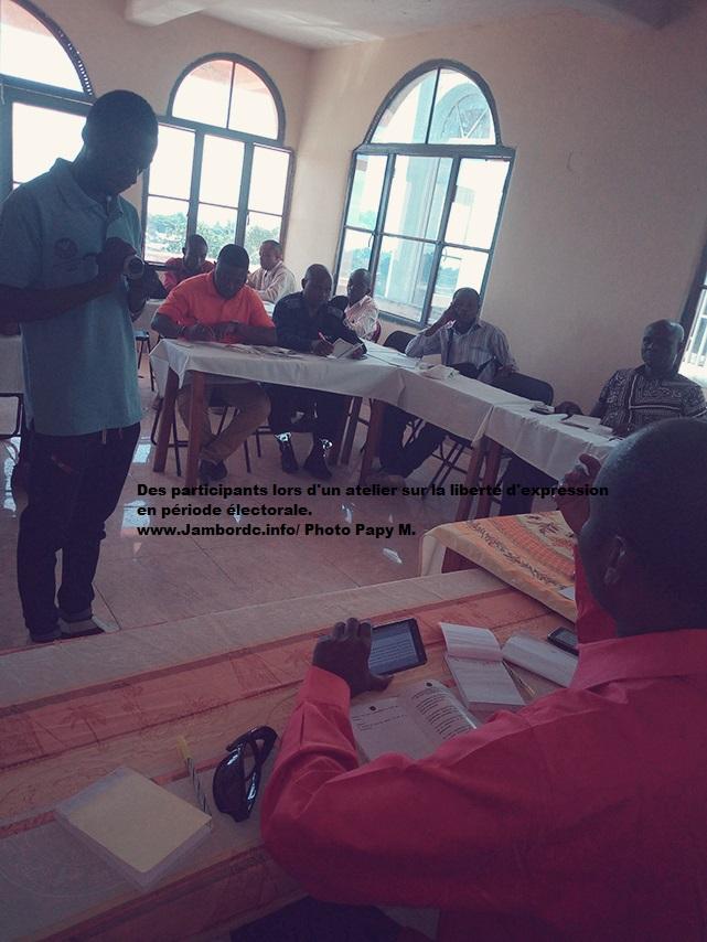 Uvira : 25 personnes édifiées sur l'Edit portant protection des journalistes et des défenseurs des droits humains au Sud-Kivu