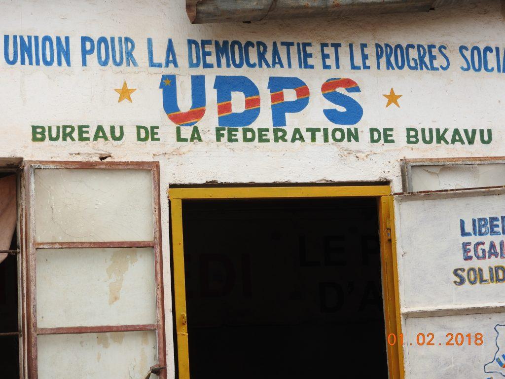 Sud-Kivu: L'Udps appelle les pays de la Sadc à plus de fermeté vis-à-vis de Kinshasa