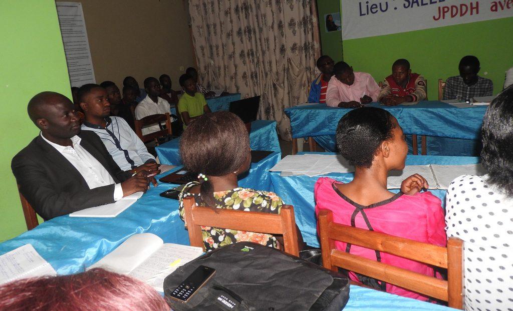 Kalehe : une trentaine d'acteurs politiques et sociaux s'engagent à accompagner les journalistes et garantir la liberté d'expression dans leur communauté