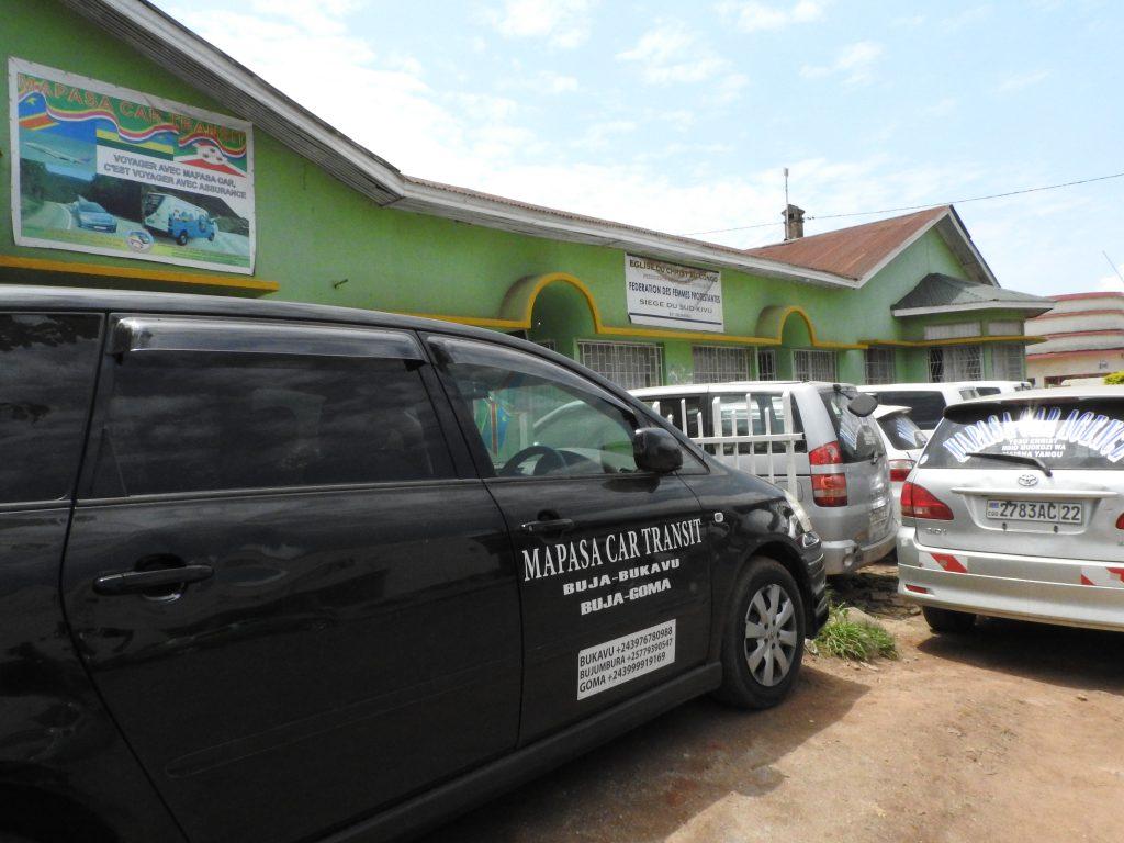 Sud-Kivu : Les agences de transport en commun Bukavu-Uvira en grève de 3 jours