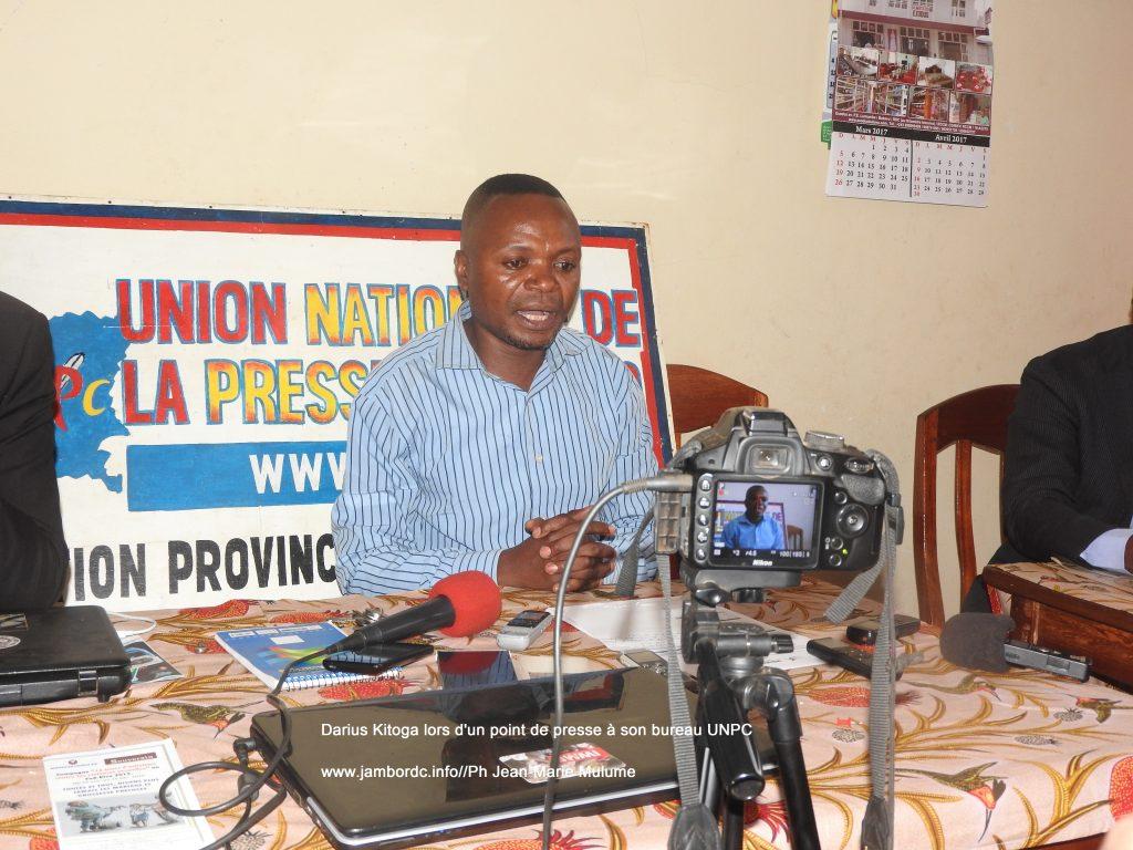 Sud-Kivu : L'UNPC et le CSAC rappellent aux journalistes candidats en politique de présenter leur mise en disponibilité