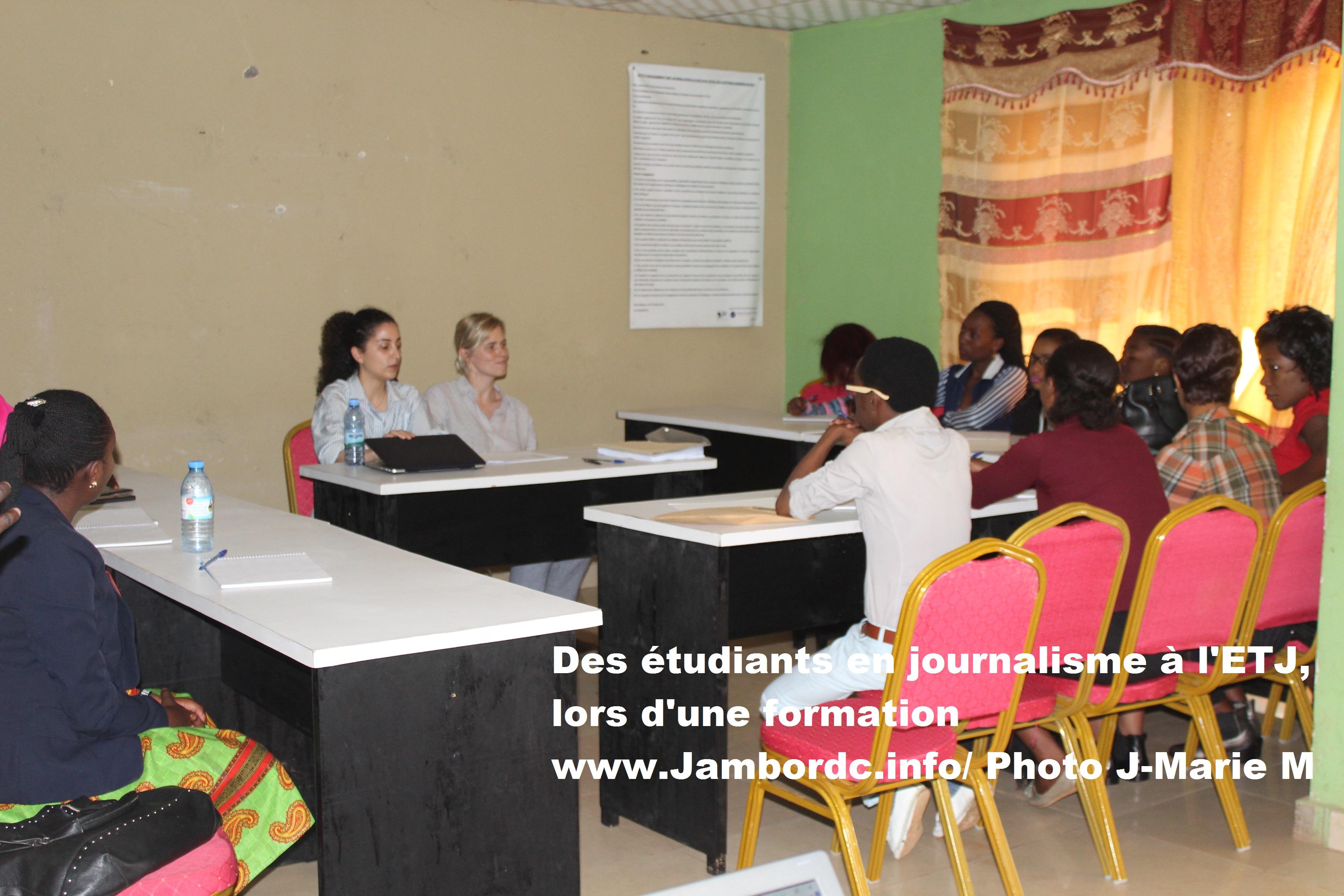 Sud-Kivu : L'Ecole technique de journalisme lance des inscriptions dans sa nouvelle session