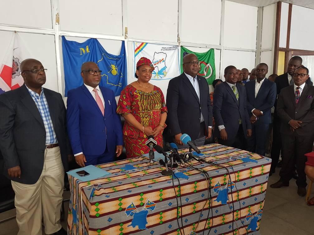 Fichier électoral : L'opposition politique remet en cause les résultats de la CENI