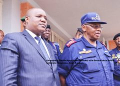"""Général  Amuli Bahigwa (Commissaire Général Pnc):  """"Il se passe beaucoup des problèmes d'insécurité à Bukavu"""""""