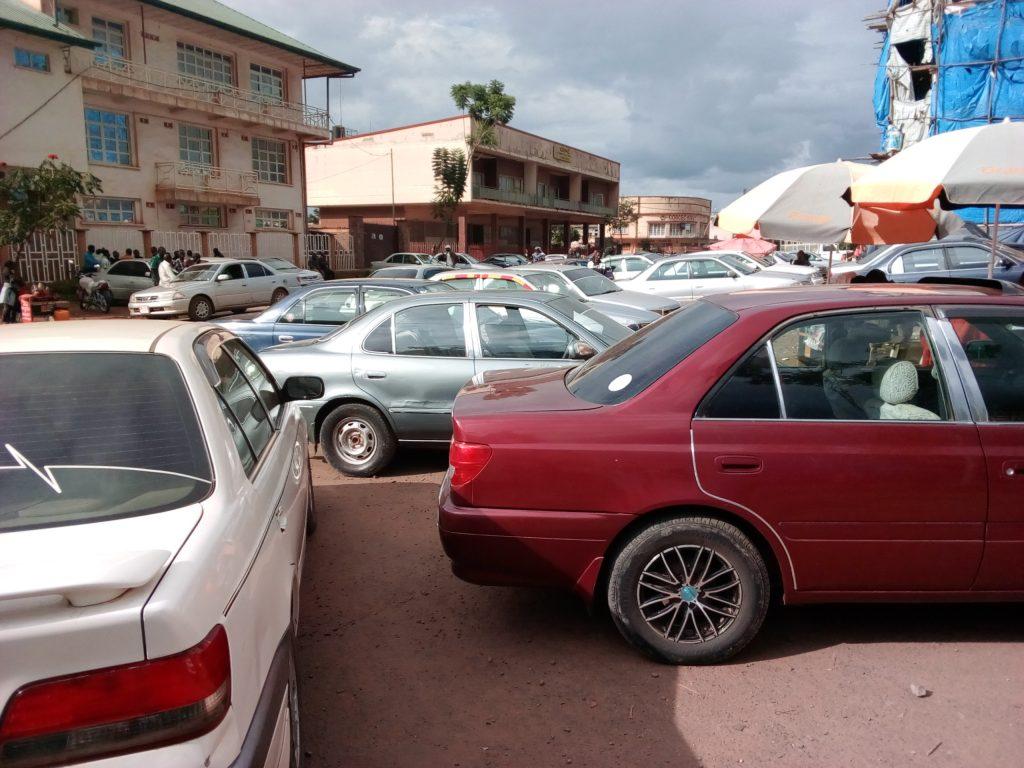 BUKAVU : Des chauffeurs protestent contre l'arrêté du maire de la ville