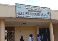 Loi sur la répartition des sièges à l'Assemblée : Bukavu en tête de la liste suivie de Kabare, Uvira et Walungu