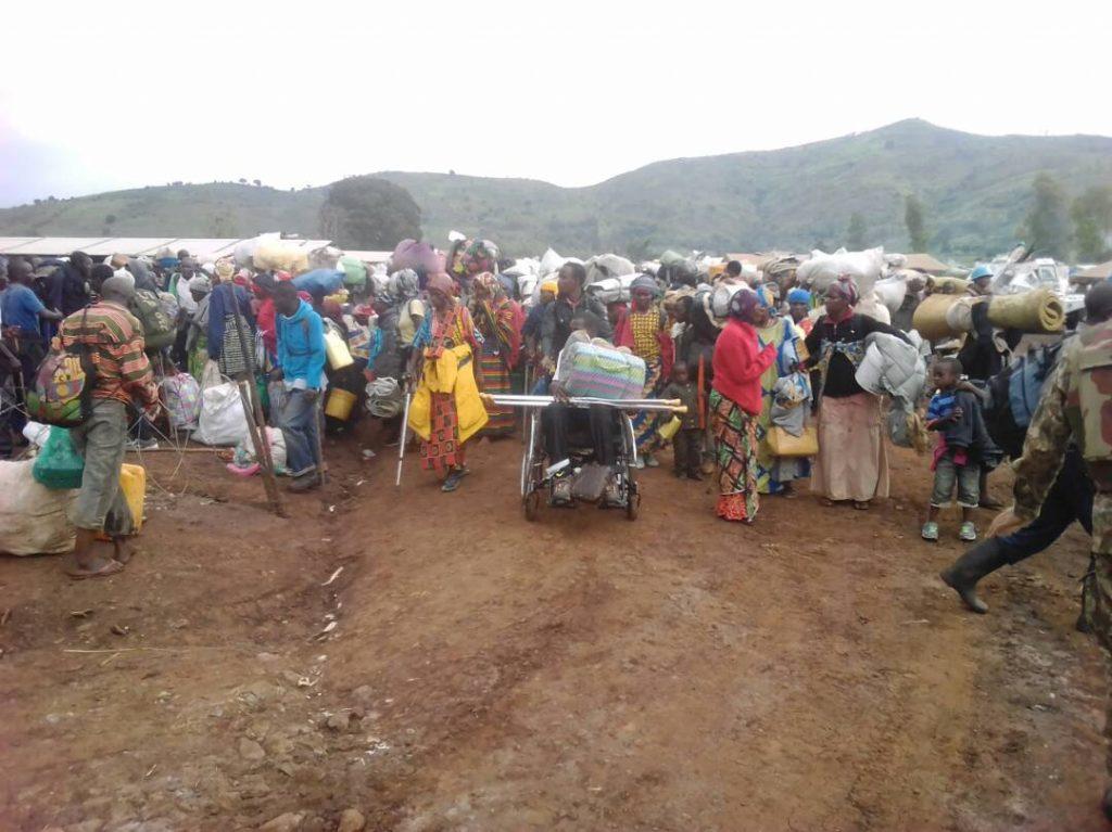 Sud-Kivu : Plusieurs dégâts et déplacements massifs des populations signalés à Fizi, Mwenga et Uvira