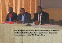 Sud-Kivu : Ce que la société civile attend de la conférence de Genève