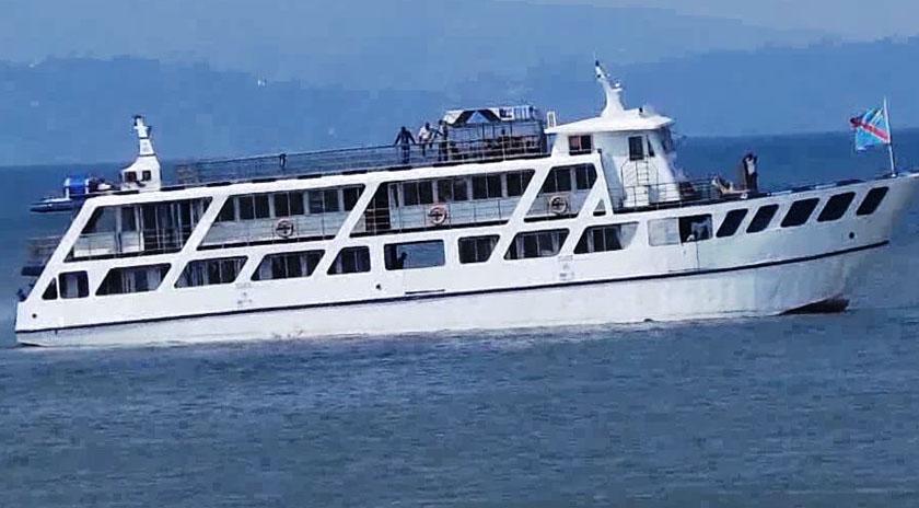 Urgent : Le bateau Emmanuel 1 en détresse vers Ishungu sur le lac Kivu, les passagers dans une épouvante