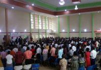 Sud-Kivu : Près de 1000 jeunes participent à une conférence sur le renouvellement et rajeunissement de la classe politique en RDC