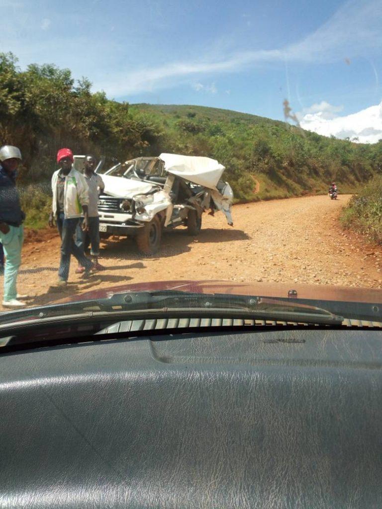 Accident des membres de l'UNC à Walungu: Vital Kamerhe présente ses condoléances aux familles endeuillées
