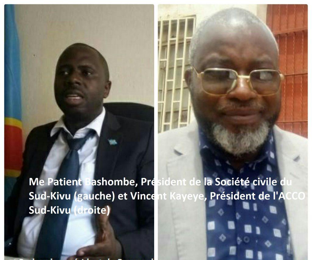 Sud-Kivu : La CENI nie les accusations de Vincent Kayeye sur l'octroi des fonds à la société civile du Sud-Kivu pour la sensibilisation sur le processus électoral