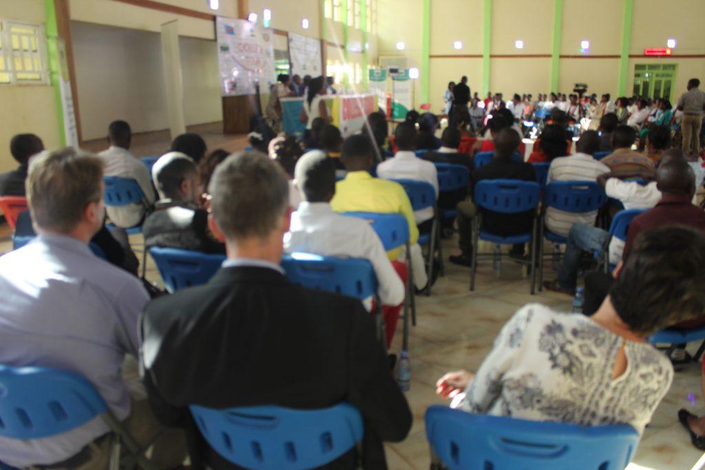 CPGL : La résistance contre la vulnérabilité des jeunes à la manipulation dans les conflits, un thème au centre d'un face-à-face entre la Benevolencya et les jeunes de la région de Grands lacs à Bukavu