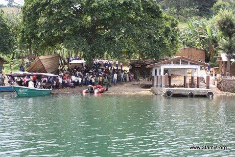 Un jeune garçon est mort noyé dans la rivière Ruzizi