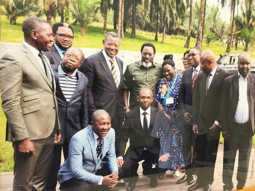 Elections2018:Thierry Monsenepwo lève un coin de voile sur la rencontre Kabila-MP ce week-end à Kingakati