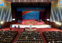 RDC : Le Parlement se réunit en congrès pour voter un nouveau membre de la Cour  constitutionnelle, vendredi 11 mai