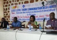 Journaliste face au processus électoral : L'UNPC Sud-Kivu rappelle ses membres à bien jouer leur partition