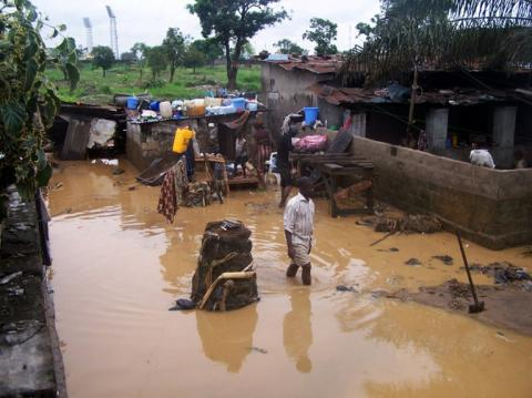 Uvira : 5 morts et plusieurs dégâts causés par des inondations au quartier Songo