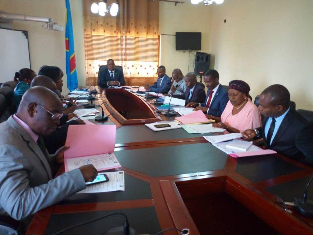 Sud-Kivu : Vide au ministère provincial de l'intérieur, la NDSCI pour un remaniement de l'exécutif
