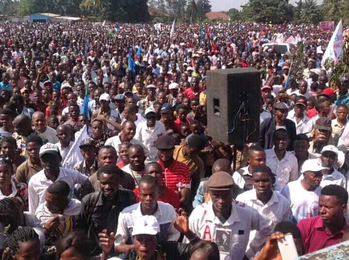 Thierry Monsenepwo (MP): «le meeting de Ensemble démontre que la démocratie en Rdc est une réalité»
