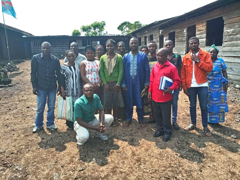 Goma : plus de 500 Élèves et Écoliers vulnérables scolarisés grâce à l'appui de l'AJ-PLD et la JULP