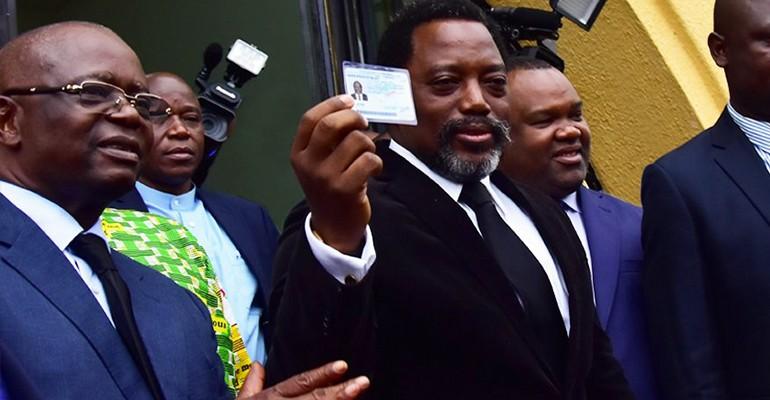 Rdc: La question des élections générales au cœur du message des vœux de Joseph Kabila