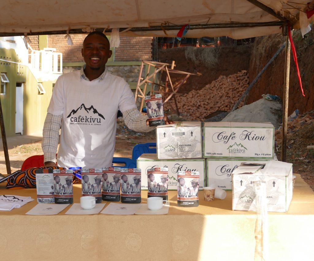 Kivu Kawa : Denis Sangara prêche la consommation locale, secret du développement