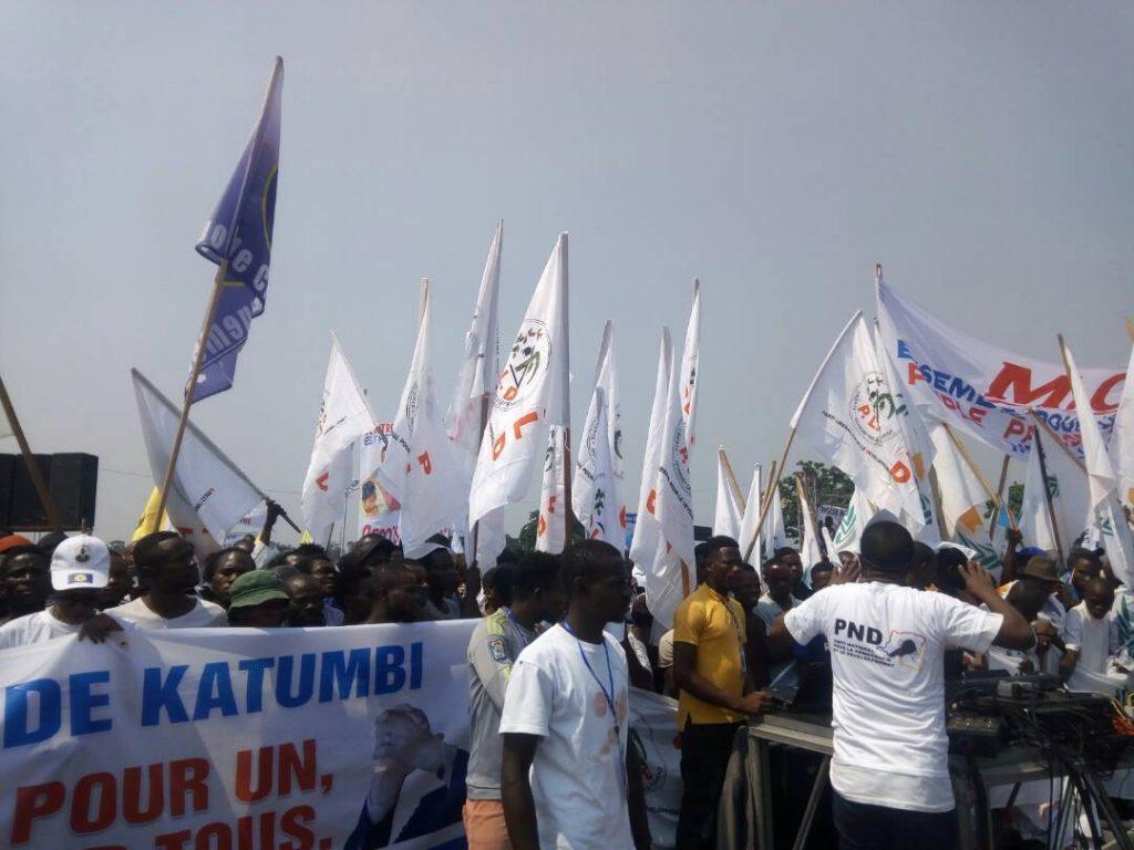 """Meeting """"Ensemble"""":mobilisation réussie pour le PLD et ses pairs"""