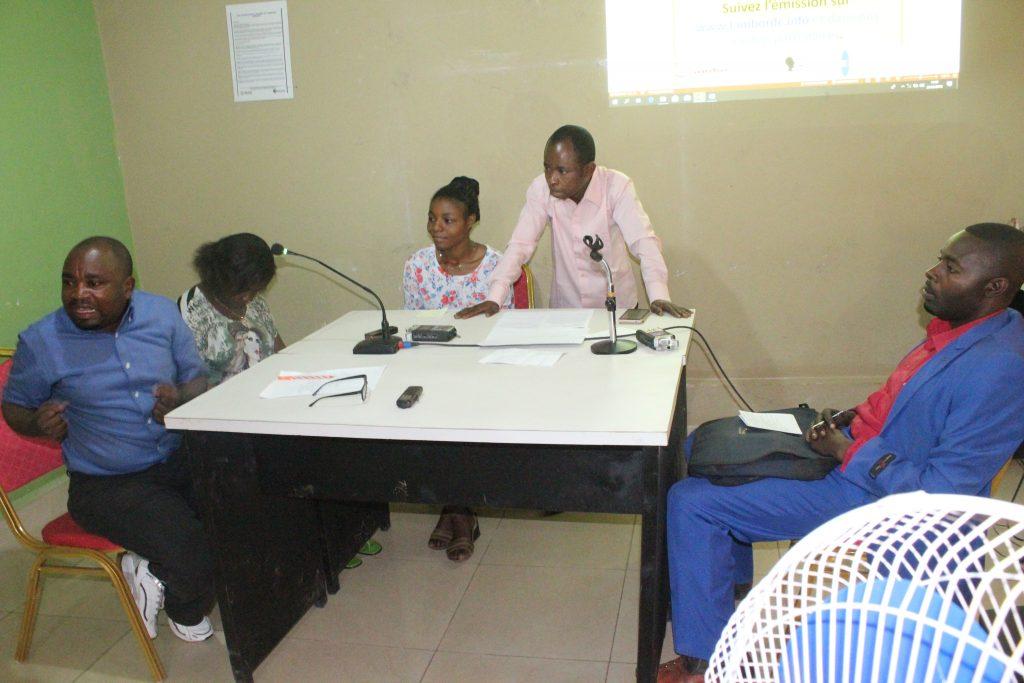 Patrice Lwabaguma (Société civile) : « le peuple congolais a besoin de son bulletin de vote en main et, c'est sans pardon au 23 décembre »