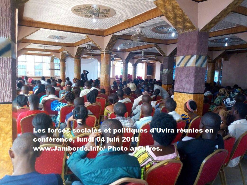 « Plus rien ne peut plus justifier une nouvelle guerre en RDC », rétorque Me Patient Bashombe (Société civile)