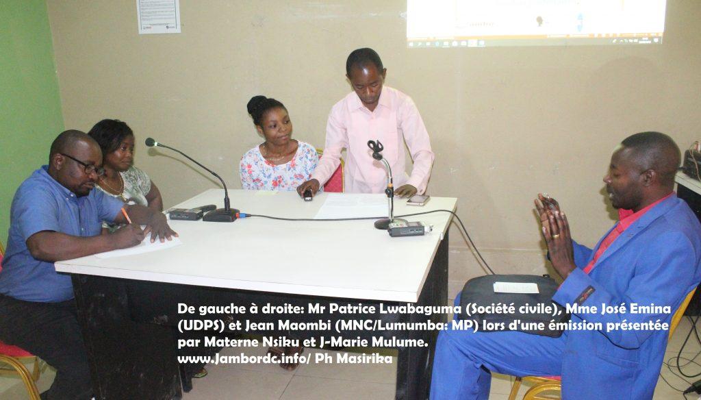Processus électoral : Les acteurs du Sud-Kivu partagés sur la démission de l'Ir Jonathan au CNT/Ceni