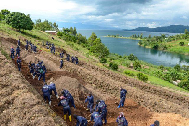 Territoire d'Idjwi: la population dénonce des bavures dans un sit-in