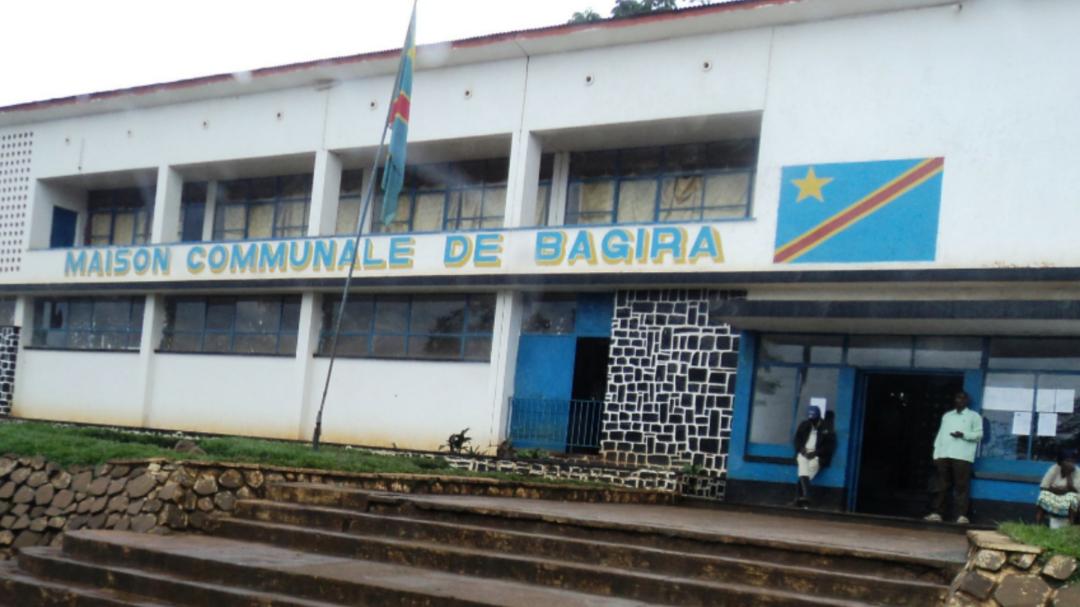 Bagira : BAGABO MURHULA Alain, un présumé contrefacteur des documents officiels, a été arrêté par la Police