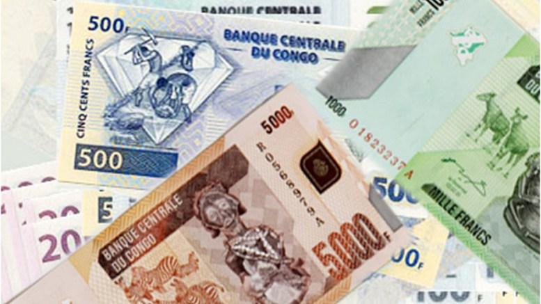 RDC-Economie : La BCC confirme la circulation de nouveaux billets de FC à partir d'aout prochain