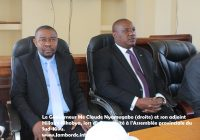 Sud-Kivu : Claude Nyamugabo rappelle ses administrés au civisme fiscal