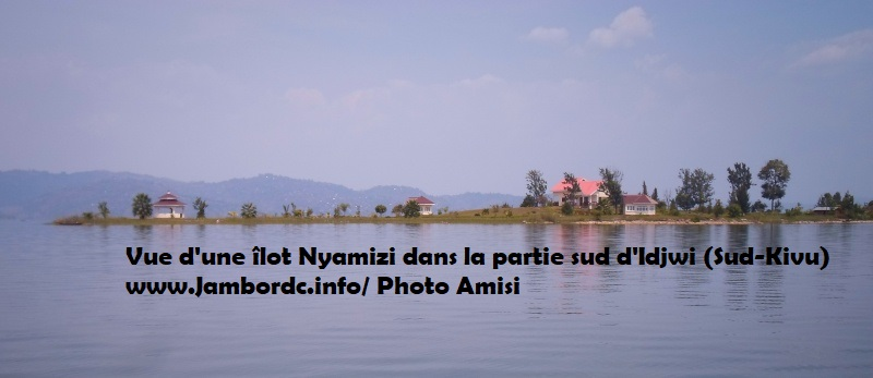 Sud-Kivu : Exploitation du sable d'Idjwi, Bahati Chabagana plaide pour le payement de la taxe à la source